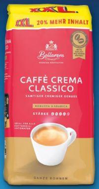 Kaffee Crema von Bellarom