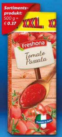 Passierte Bio-Tomaten von Freshona