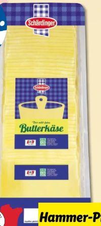 Butterkäse von Schärdinger