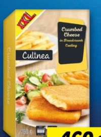 Panierter Käse von Culinea