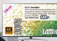 NanoCell TV 55NANO866PA von LG