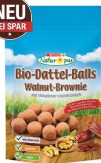 Bio Dattel-Balls von Spar Natur pur