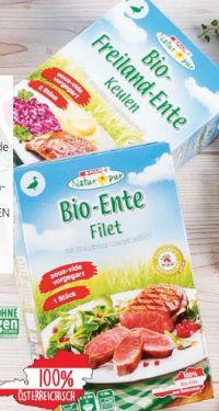 Bio-Freiland-Enten-Filet von Spar Natur pur