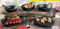 Gusseisenpfanne Parilla von Grill Gourmet