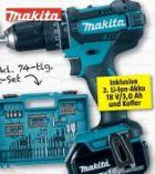 Akku-Schlagbohrschrauber DHP482RFX1 von Makita