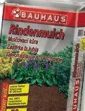 Rindenmulch von Bauhaus