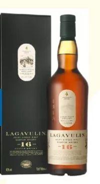 Single Islay Malt Scotch Whisky von Lagavulin