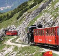 Schmalspurbahn & Lokpark von Billa-Reisen