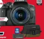 Spiegelreflexkamera Set EOS 750D 18-55 IS STM von Canon