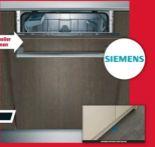 Einbaugeschirrspüler SN615X00AE von Siemens