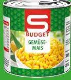 Gemüsemais von S Budget