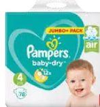 Baby-Dry Windeln von Pampers