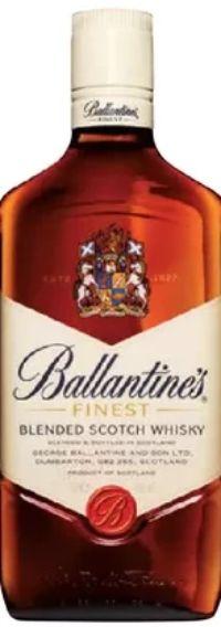 Finest Scotch Blended Whisky von Ballantines