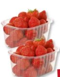 Bio-Erdbeeren von Spar Natur pur