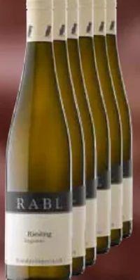 Rudolf  Riesling Urgestein von Weingut Rabl
