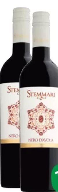 Nero d'Avola von Stemmari