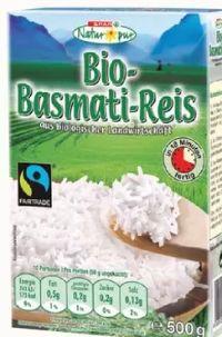 Bio-Basmati-Reis von Spar Natur pur