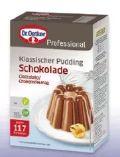 Puddingpulver Schoko von Dr. Oetker
