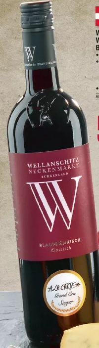 Blaufränkisch von Weingut Wellanschitz