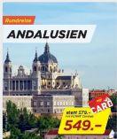 Andalusien-Rundreise von Penny-Reisen