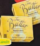 Sauerrahmbutter von Vorarlbergmilch