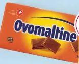 Schokolade von Ovomaltine