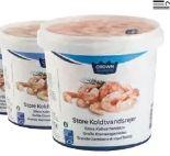 Eismeergarnelen von Crown Seafood