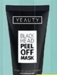 Black Head Peel Off Mask von Yeauty