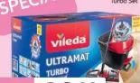 Bodenwischer  Ultramat Turbo-Set von Vileda