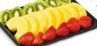 Ananas-Kiwi-Erdbeer-Tasse von Merkur Markt Vitaminbar