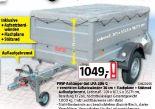 PKW-Anhänger-Set LPA 206 U-B von Pongratz