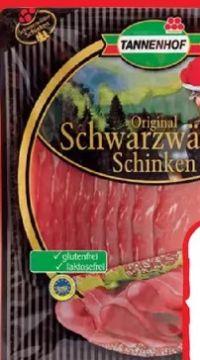 Schwarzwälder Rohschinken von Tannenhof