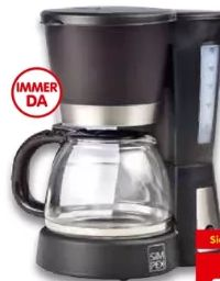 Kaffeemaschine von Simpex Basic