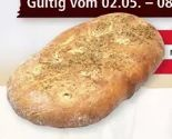 Bio-Dinkel-Focaccia von Bio-Hofbäckerei Mauracher