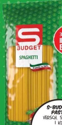 Spaghetti von S Budget