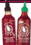 Chili-Sauce von Sriracha