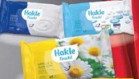 Feuchtes Toilettenpapier von Hakle