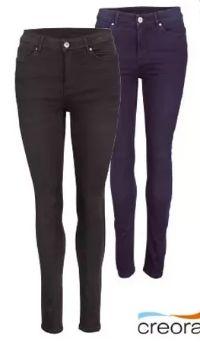 Damen Jeans Super Skinny von Esmara