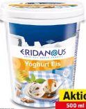 Joghurt-Eis von Eridanous