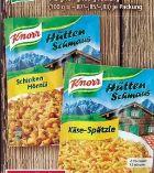 Hüttenschmaus von Knorr
