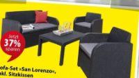 Sofa-Set San Lorenzo