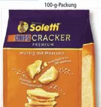 Chips Cracker von Soletti