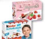 Kinderschokolade von Ferrero