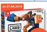 Nintendo Labo Roboset von Nintendo Switch