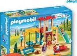 Grosser Spielplatz von Playmobil