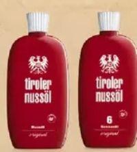 Sonnenschutz von Tiroler Nussöl
