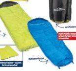 Mumienschlafsack von Adventuridge