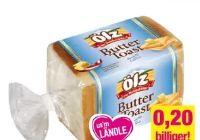 Buttertoast von Ölz