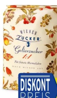 Gelierzucker von Wiener Zucker
