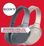 High-Resolution Kopfhörer WH 1000 XM2 von Sony